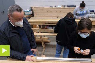 Construción en madeira, unha tendencia de interese para o monte galego