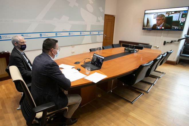 A Xunta anima ás empresas do sector agrogandeiro, agroalimentario e forestal a presentarse aos fondos europeos Next Generation
