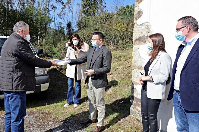 Rematada a parcelaria de 1270 hectáreas en Riotorto