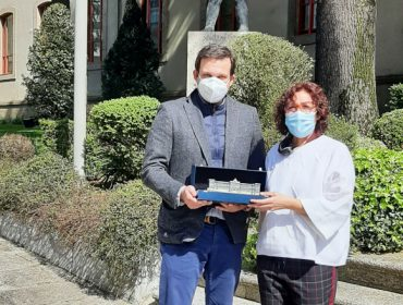 Premio a Syngenta polos seus 69 anos de apoio ao galego a través do seu Almanaque Agrícola ZZ