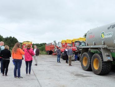 'Erasmus agrario', coñecer outras granxas desde dentro para mellorar a propia