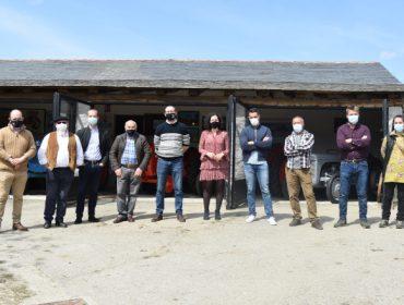 Medio Rural da Deputación de Lugo apoia ao sector agrogandeiro fronte á Covid 19