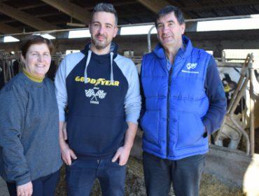 Gandería Pumar de Buxán: Un referente de manexo en vacún de leite