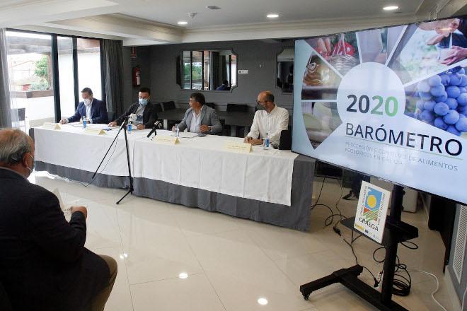O 38,4% dos galegos xa consume alimentos ecolóxicos todas as semanas