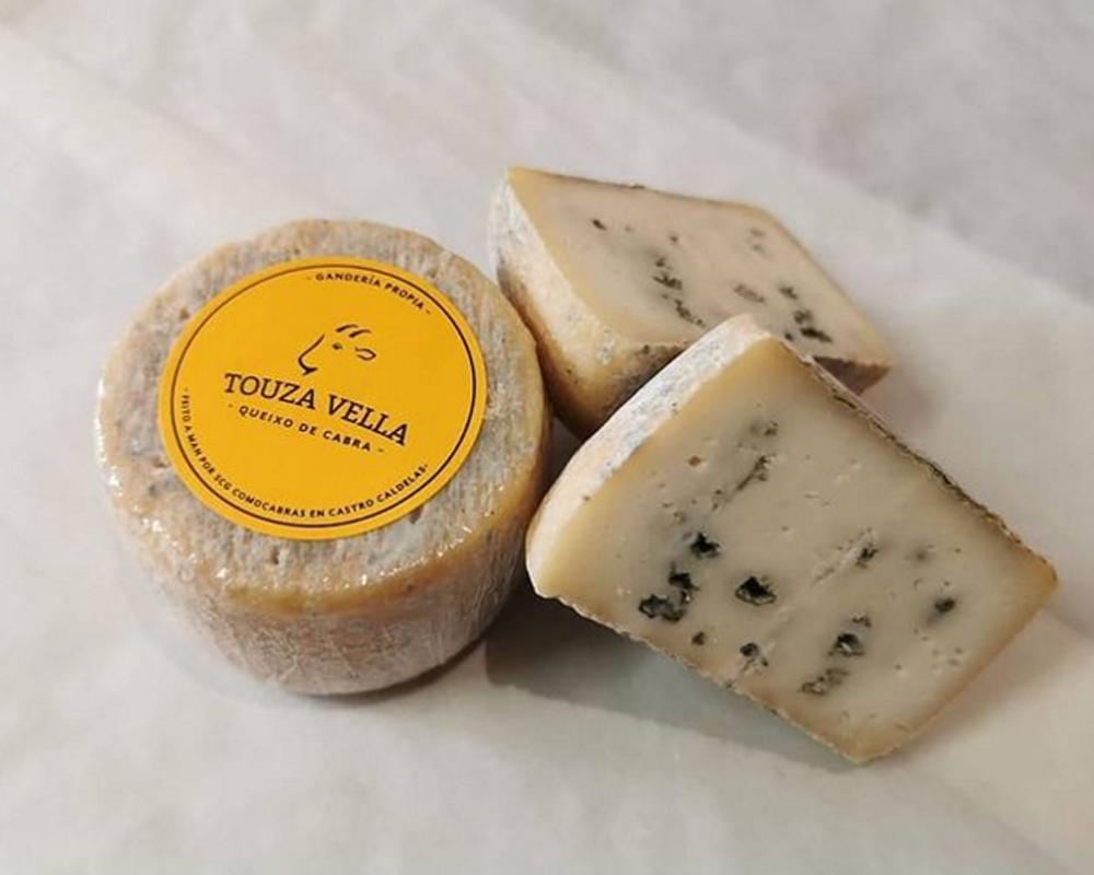 TOUZA VELLA queixo azul