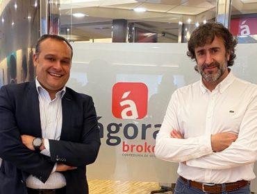 Ucoga pecha un acordo con Ágora para a contratación de seguro agrario