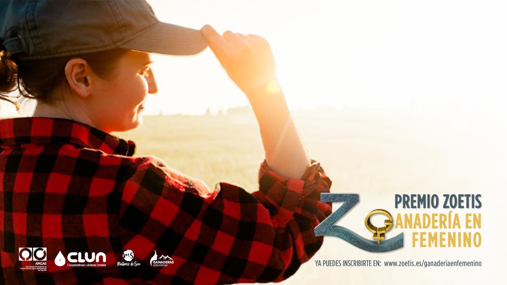 """Convocado o """"Premio Zoetis Ganadería en Femenino"""" para recoñecer o traballo das gandeiras"""