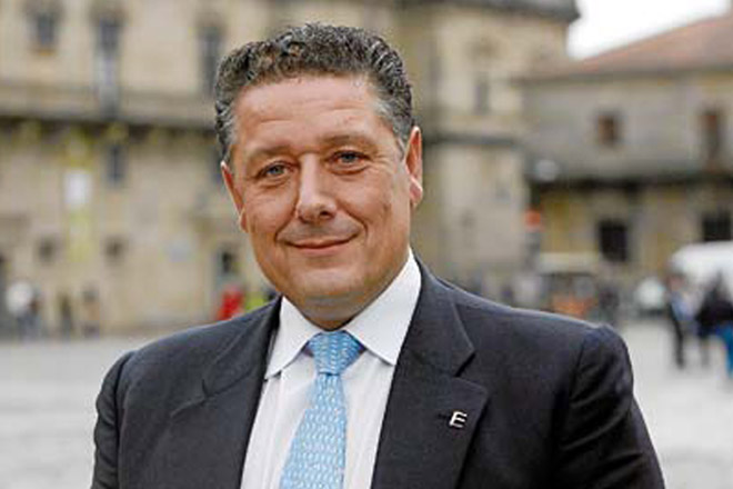 Venancio Salcines, nomeado presidente do comité de marca de Pino de Galicia
