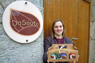 DoSouto, unha iniciativa que lle dá valor engadido ás castañas e froitas de tempada