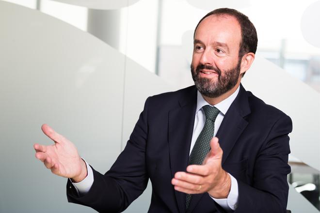 Ignacio Elola, presidente de la Interprofesional láctea