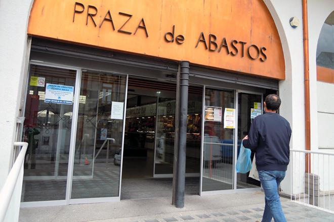 Praza de Abastos Lugo