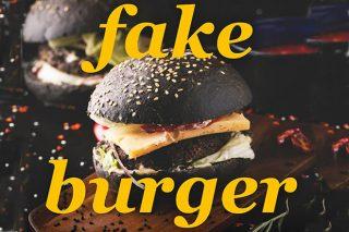 """Campañas contra o fraúde de anunciar """"polos vexetais"""" e """"hamburguesas vexetais"""""""