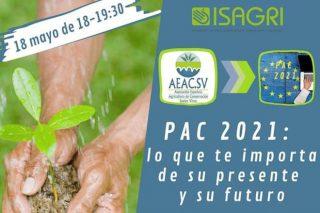Webinar gratuíto sobre a PAC 2021
