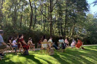 Obradoiros para mulleres rurais en Teixeiro, Ordes e Sobrado