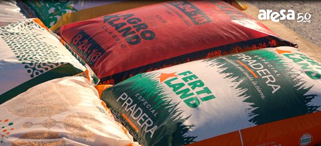 Aresa sacos fertilizante
