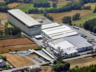 A planta do Grupo Lactalis en Vilalba reducíu o seu consumo de agua e a pegada de carbono en 2020