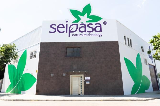 Oficinas dentrales de Seipasa en l'Alcúdia, Valencia