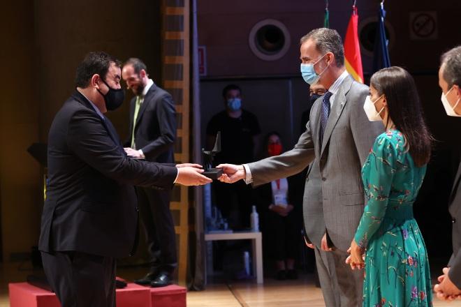 La empresa biotecnológica Seipasa recibe el Premio Nacional de Innovación 2020