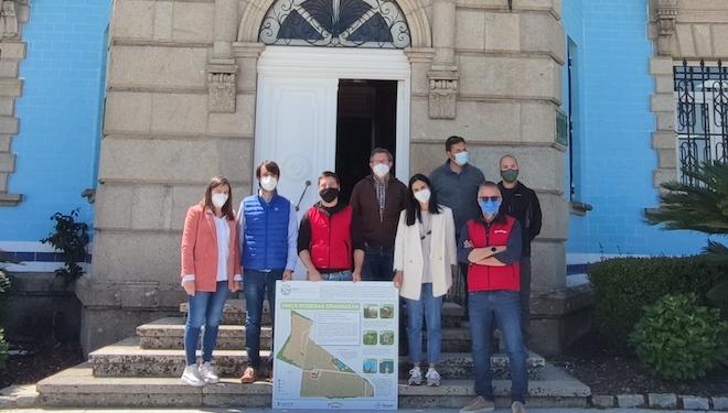 Granbazán comeza con Bayer un proxecto para conservar a biodiversidade dos seus viñedos