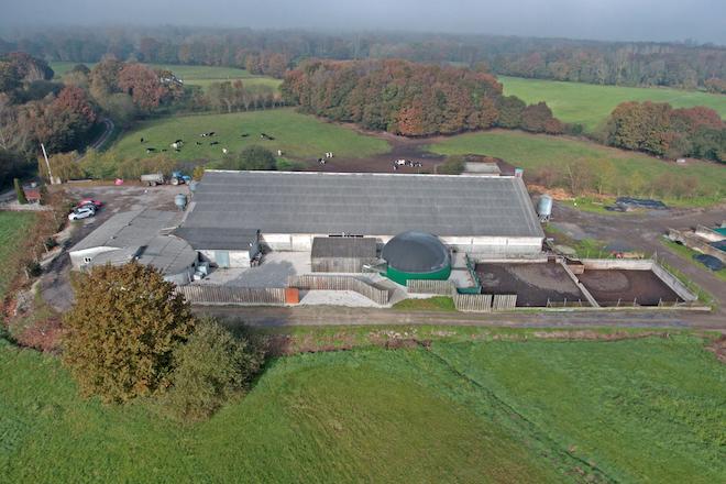 Seminario sobre miniplantas de biogás para granxas