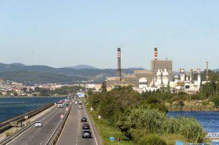 Que escenarios abre o probable peche de Ence Pontevedra?