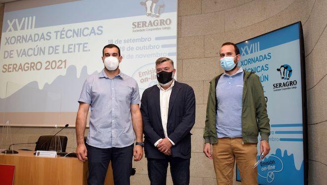 Seragro convierte en telemáticas sus jornadas técnicas de vacuno de leche de 2021