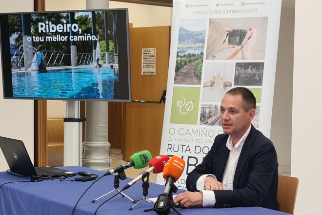 """""""Ribeiro, o teu mellor camiño"""", a campaña para recuperar o enoturismo na DO máis antiga de Galicia"""