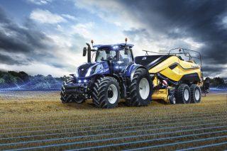 New Holland lanza o seu novo tractor T7 Heavy Duty