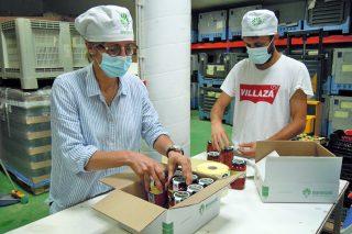 Cursos sobre etiquetado e envoltorio de produtos agroalimentarios