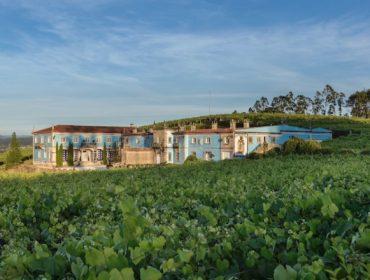Adegas Granbazán, pioneiros na maceración da uva e a crianza en barrica en Rías Baixas
