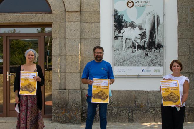 Cita cos produtos da apicultura galega o vindeiro sábado en Allariz