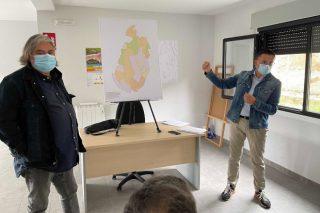 A Xunta promove un polígono de 100 hectáreas para viñedo no concello ourensán de Leiro
