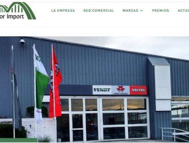 Oferta de traballo: Tractor Import busca comercial de maquinaria agrícola para Galicia