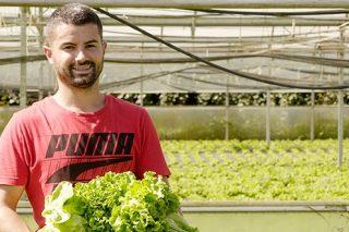 Relevo xeracional na agricultura galega: