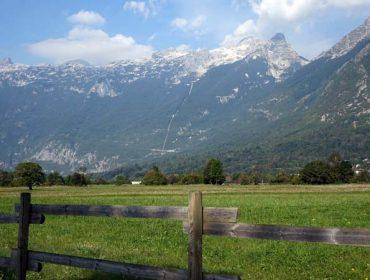 Eslovenia, onde a gandería coida da paisaxe e atrae turismo