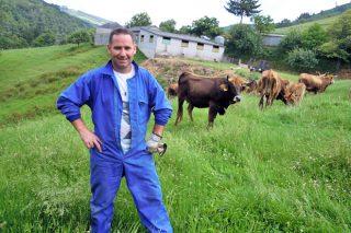 Amanei SC, aposta pola raza vianesa na montaña de Lugo