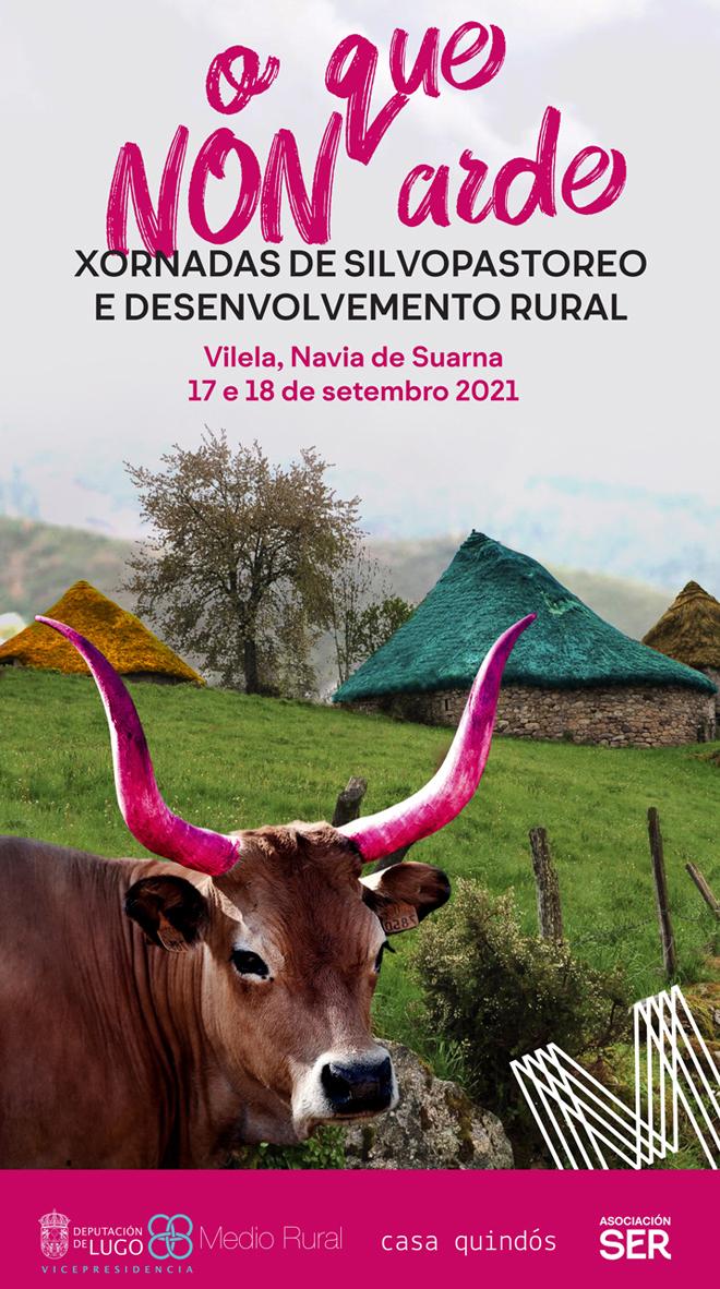 Programa O QUE NON ARDE e VI REUNIÓN DE PRIMAVERA 17-18-19 de setembro