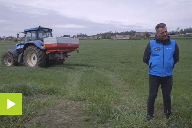 ENTEC®, o abono máis eficiente para cubrir todo o ciclo da pradería