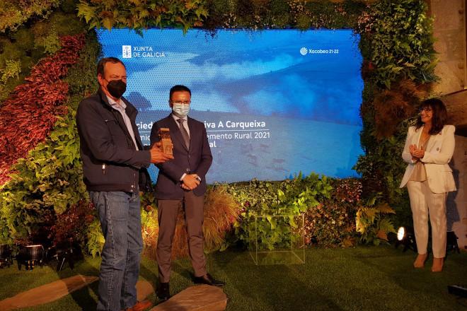 Innogando, Boaga, A Carqueixa ou Muuhlloa galardoadas cos premios da Xunta ao desenvolvemento rural