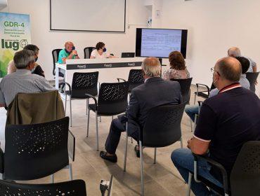 O GDR 4 adicará 470.124,85€ para dinamizar o rural nos 7 municipios da comarca de Lugo
