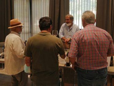Os viños de Valdeorras inician hoxe en Sevilla unha minixira por distintas cidades españolas