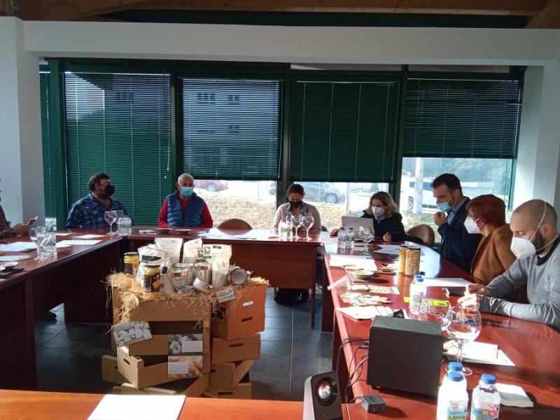 Un novo proxecto promove a profesionalización do cultivo de Faba de Lourenzá