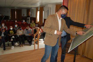 Medio Rural proxecta un polígono agroforestal de 224 hectáreas no concello ourensán da Arnoia