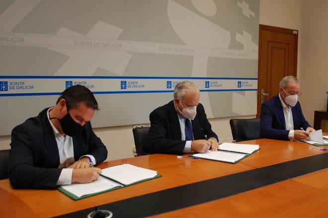 Así será o novo procedemento para a declaración da uva por parte dos 10.000 viticultores galegos