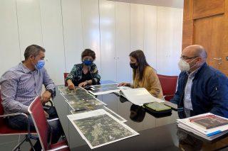 A Xunta prevé crear un polígono agrario en Tomiño para planta ornamental e fruticultura
