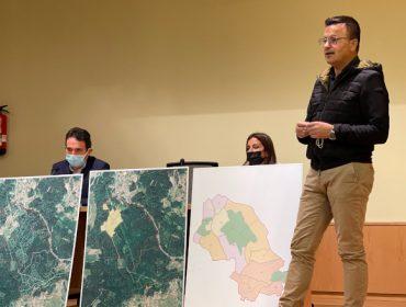 Medio Rural recuperará do abandono 45 hectáreas no concello pontevedrés de Crecente para dedicalas a viñedo