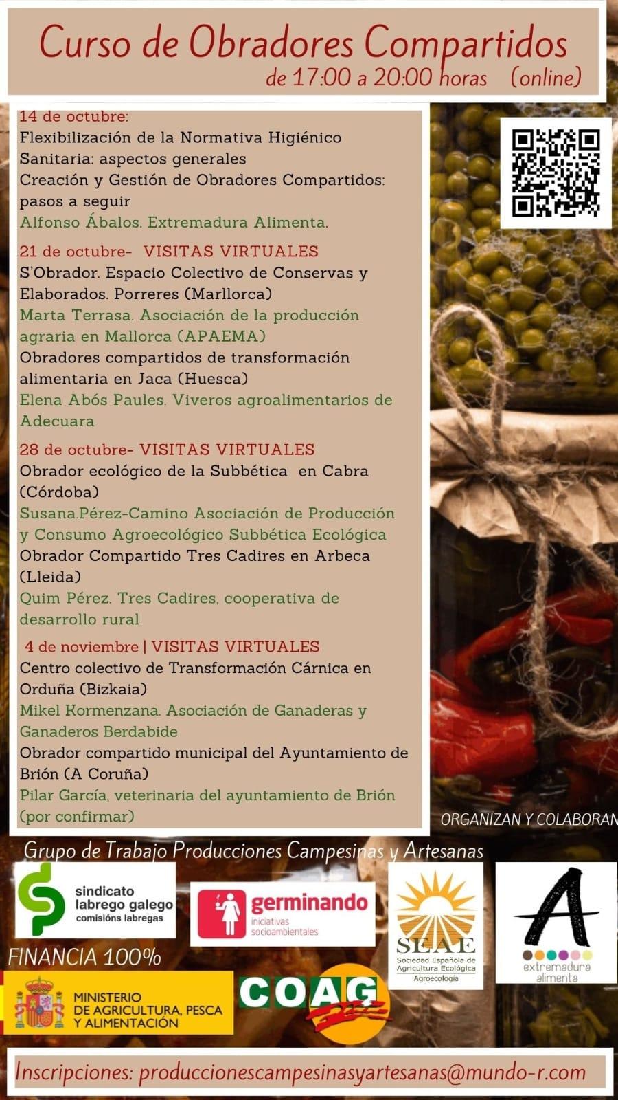 CURSO OBRADORES COMPARTIDOS SLG