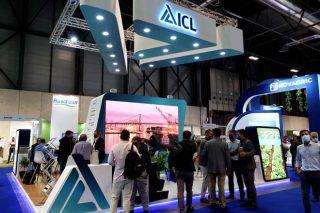 ICL presentou en Fruit Attraction as últimas tecnoloxías de fertilización
