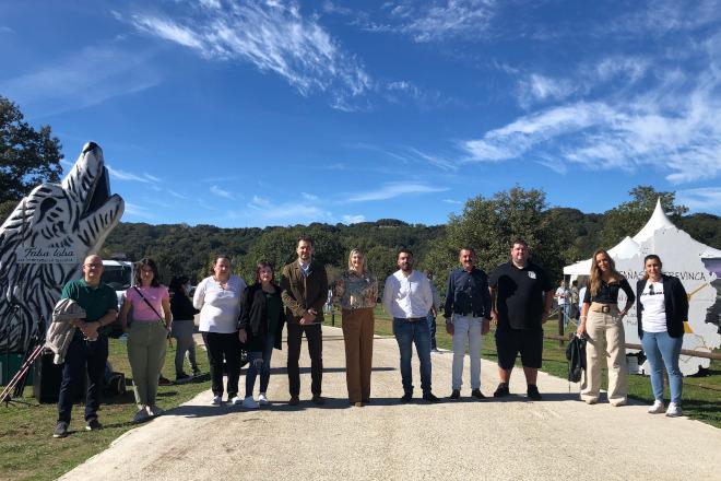 A Veiga homenaxea as orixes do rural na I Exposición Agrícola e Gandeira de Trevinca