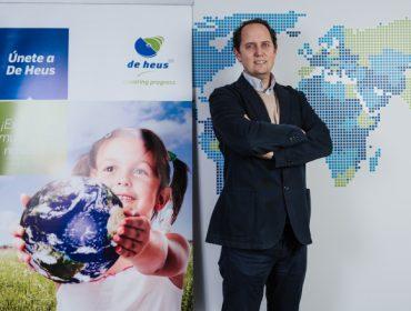 Jaime Alcañiz, novo Director de Mercadotecnia e Estratexia de De Heus España